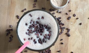 Steef's powerbreakfast: Verwarmende winter smoothies