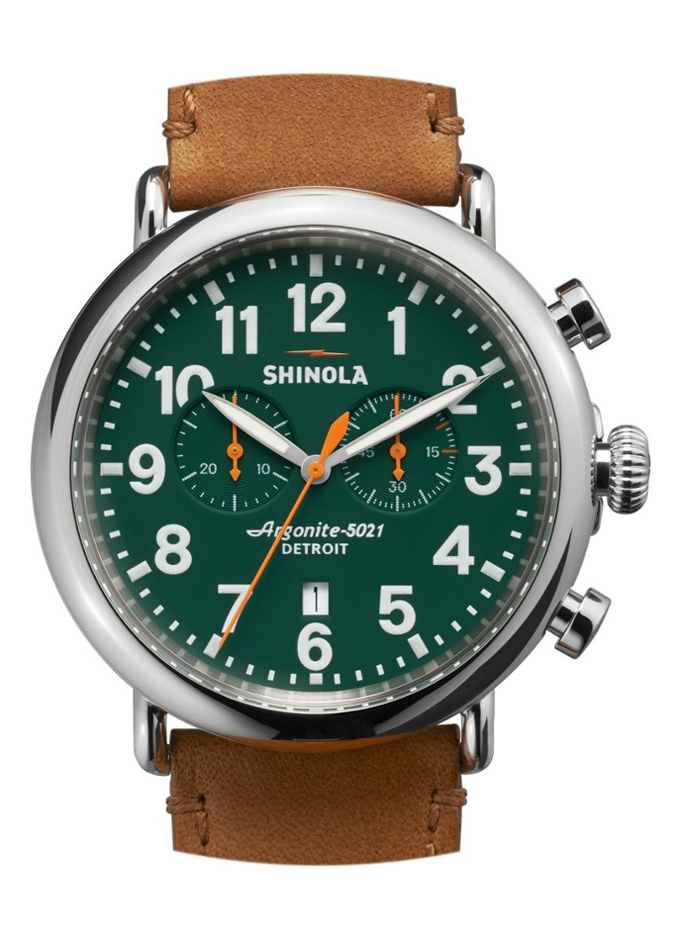 Shinola Guardare Runwell S0110000050 V3OlBta