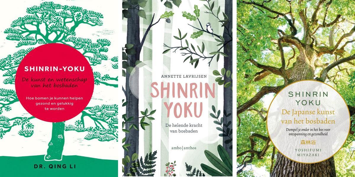 Boeken over bosbaden