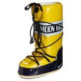Moon Boot VINIL Snowboots  Geel Moon Boot