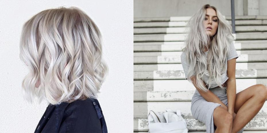 Yara inspiratie blond