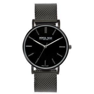 Donna Mae mesh horloge DM1528B-237