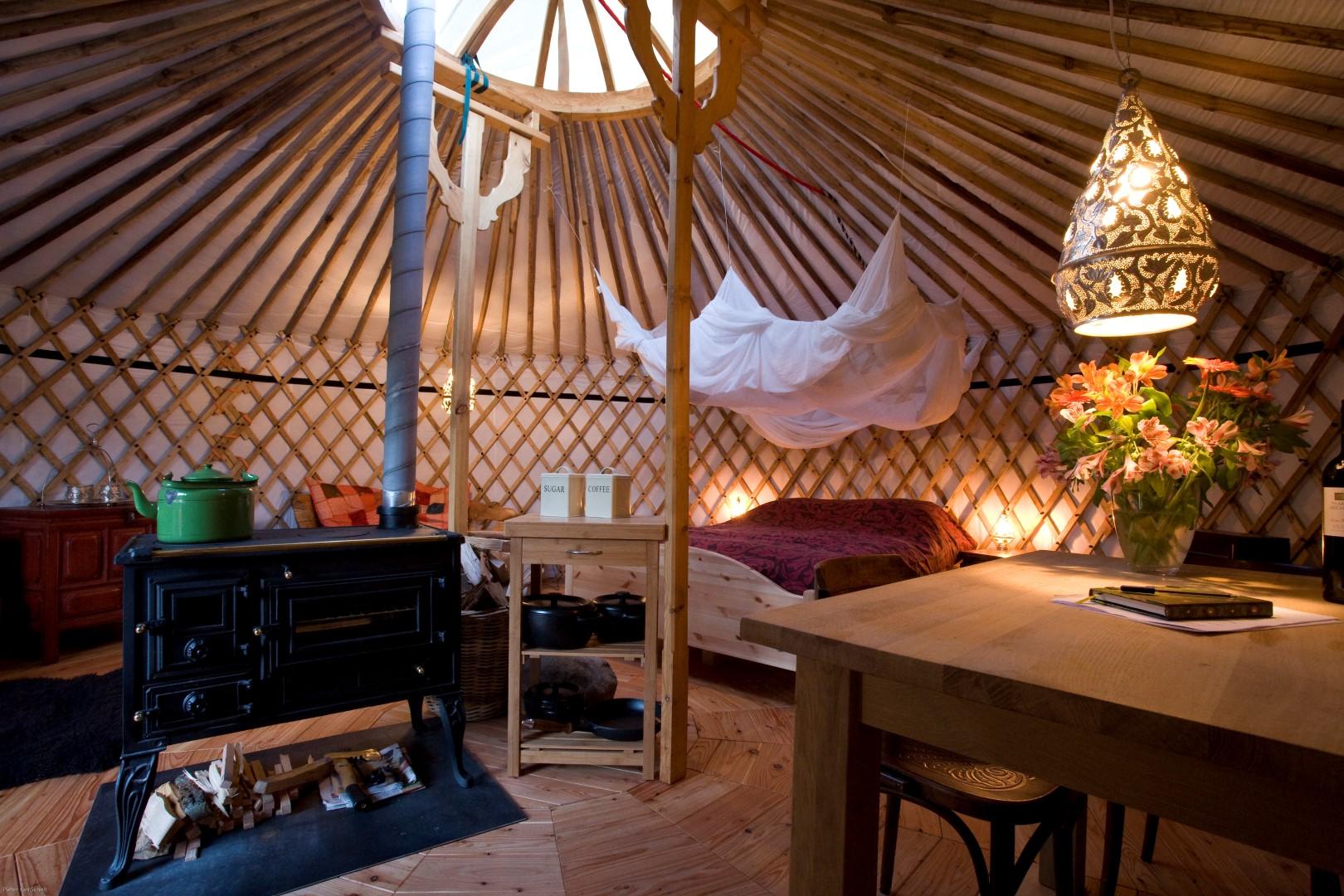 Texel Yurts - Flow Magazine NL