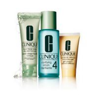 Clinique 3 Step Intro System Type 4 - 180 ml