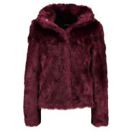 Vero Moda VMBELLA Winterjas dark red