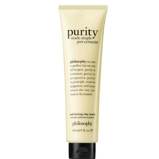 Purity Made Simple - Purity Made Simple Pore Extractor Exfoliating Clay Mask