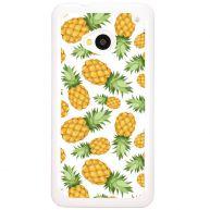 HTC One hoesje - Ananas