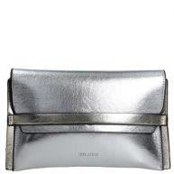 Bulaggi clutch Sue metallic silver