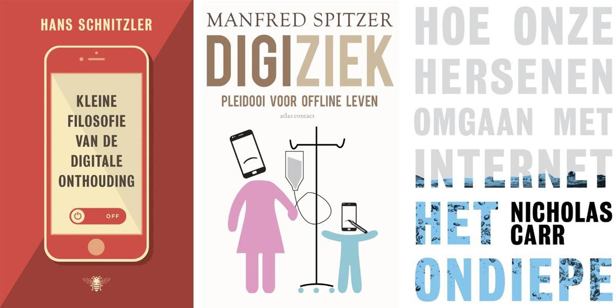boeken over minder online zijn