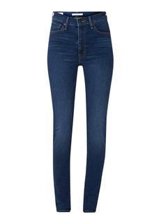 Mile High super skinny fit jeans met stretch