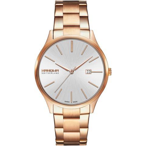 Hanowa Zwitsers horloge PURE, 16-5060.09.001