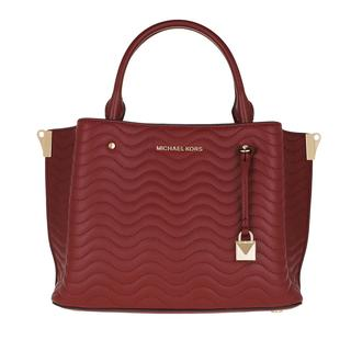 Tote - Arielle Medium Satchel Brandy in rood voor dames - Gr. Medium
