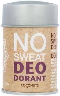 deo dorant no sweat coconuts
