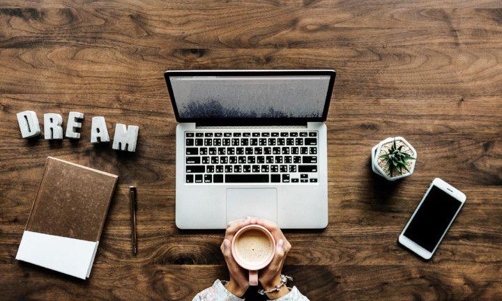 6 ideeën om je bureau een touch up te geven