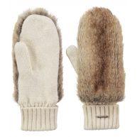Barts Handschoenen Amaranth Paws Beige