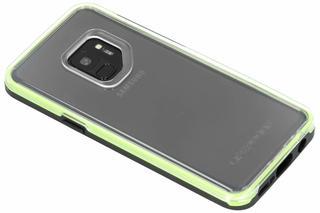 Slam Backcover voor Samsung Galaxy S9 - Groen