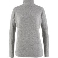 Dames trui lange mouw in grijs - bpc bonprix collection