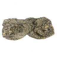 Headband Black/Yellow
