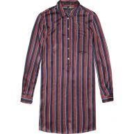 Maison Scotch Pyjama Inspired Dress