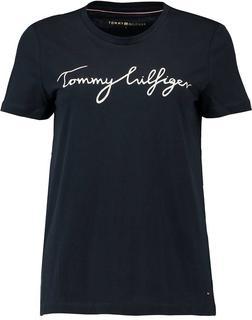 T-shirt Heritage Donkerblauw