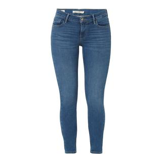 Water<Less™ super skinny fit jeans met stretch