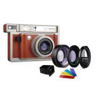 Lomography Polaroid Camera Lomo'Instant Wide Central Park - Incl. 3 Lenzen