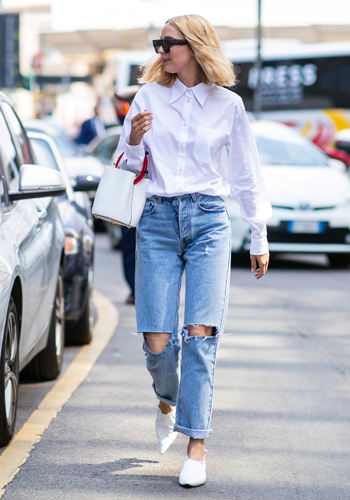How to style: de boyfriend jeans
