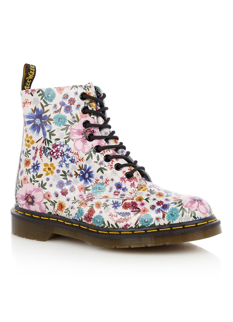 Billig Salg Beste Butikken For Å Få Billig Salg Manchester Stor Salg Pascal Blonder Boot Skinn Med Blomstermønster 11ALwo88