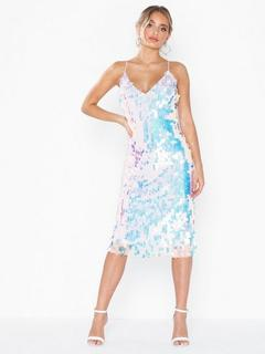 NLY Eve Eye Catching Sequin Dress Paillettenjurken