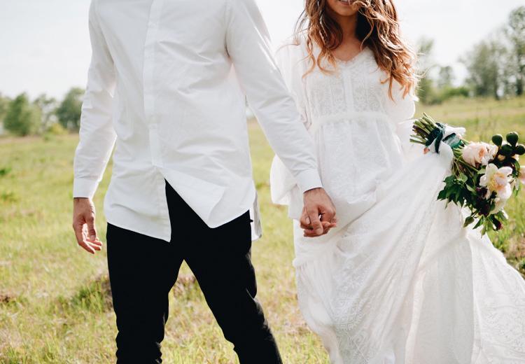 Onwijs Dit zijn de mooiste bruidsmode trends van 2020 | Fashionchick FR-95