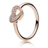 Pandora Ring met zirkonia 186550CZ
