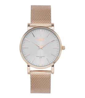 Horloges Watch Florence Rose Gold Rosegoud
