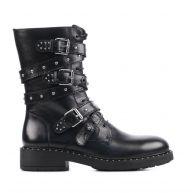 Mace Booties Dames (Zwart)
