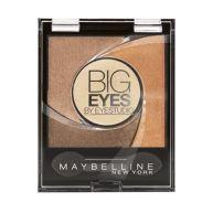 Maybelline Big Eyes Eyeshadow - 01 Luminous Brown