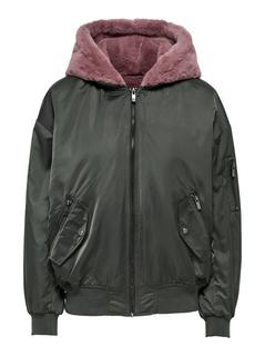 Bomber Jas Dames Green