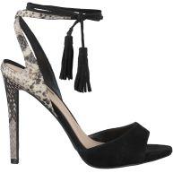Zwarte Guess Sandalen met hak FLAEE1 SUE03