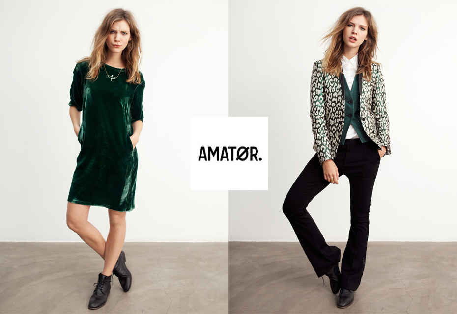 Amator lookbook 2014/2015