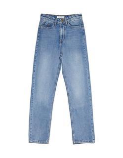 Boyfriend jeans Middenjeans