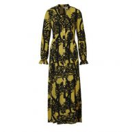 Summum Woman maxi jurk met all over print