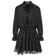 Little Star Dress - Black