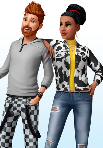 OMG! Je kunt nu The Sims spelen met ASOS kleding