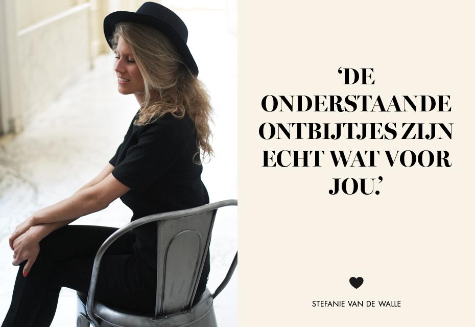 Stefanie van de Walle