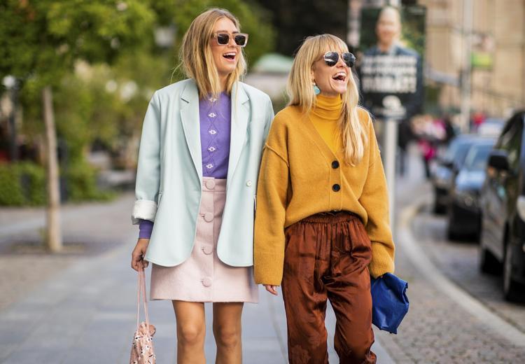 Kleuradvies: deze kleuren passen het beste bij jou