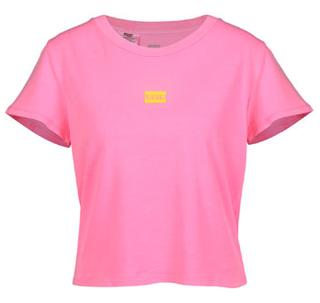 Graphic surf tee roze 29674-0022
