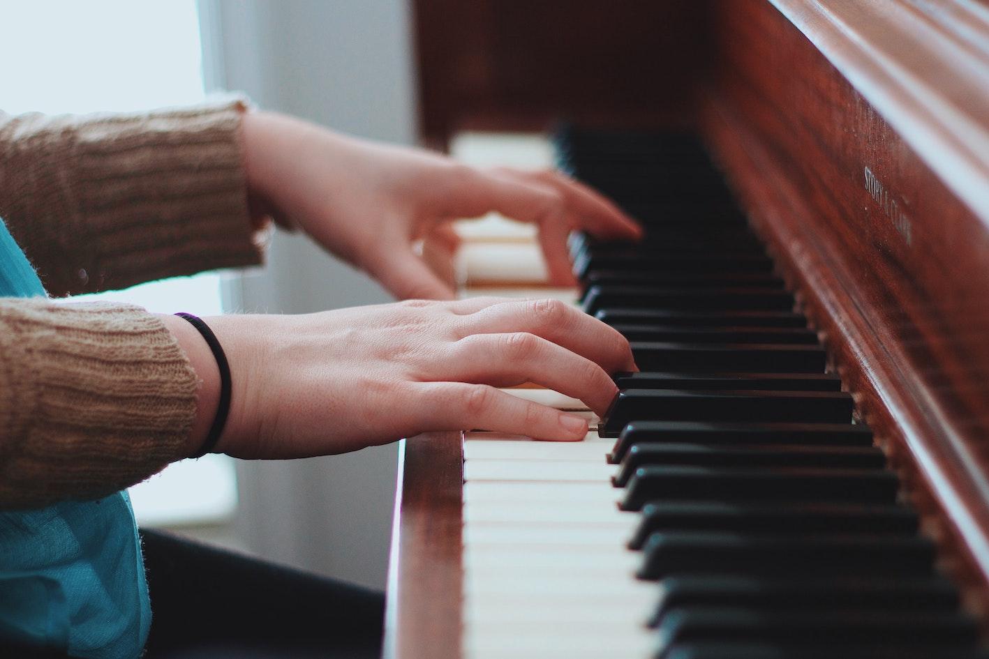rustgevende muziek