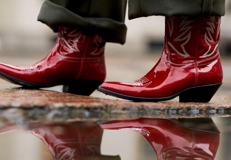 Trend alert: cowboy boots