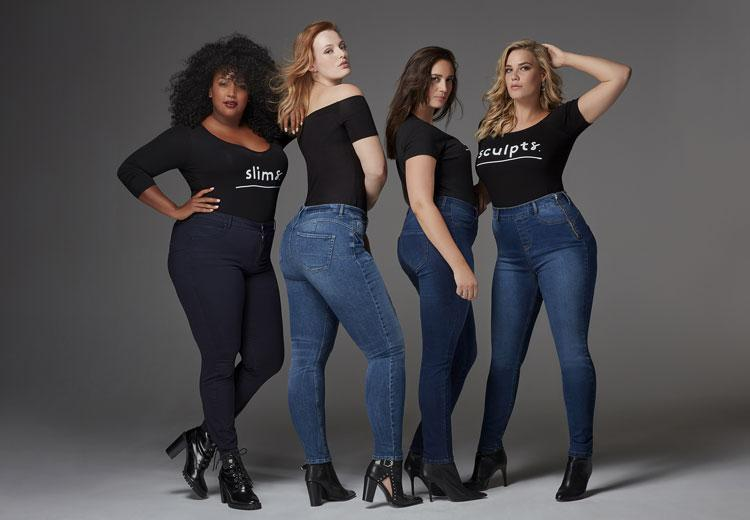 Hier vind je de jeans die perfect past bij jouw curves