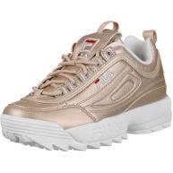 Fila Disruptor M Low W schoenen goud