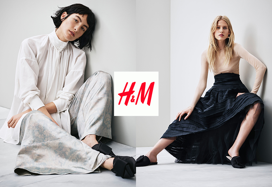 H&M lookbook