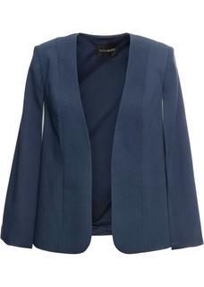 Dames blazer lange mouw in blauw